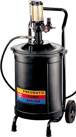 Pneumatic Grease Gun >> Pneumatic Grease Dispenser