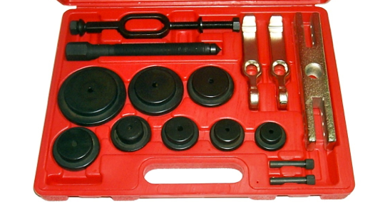 Rear Differential Side Bearing Puller Matco Tools