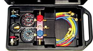 Air Conditioning Manifold & Gauge Sets